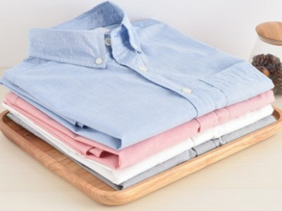 纯色衬衫男短袖商务休闲衬衣全棉宽松大码