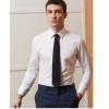 ANOS白衬衫男长袖春季商务免烫衬衣修身西装寸衫职业正装上班工装