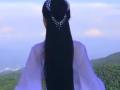 天使嫁衣晶钻繁花酒红色新娘结婚敬酒服婚礼演出婚纱晚礼服2381Q (2播放)
