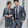 职业装西装套装男女同款商务西服经理正装制服气质4s店销售工作服